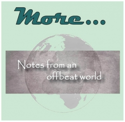 Link to Notes from an offbeat world
