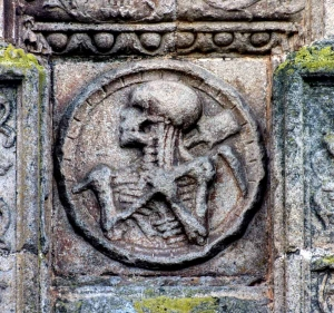 Extremadura cathedral carving