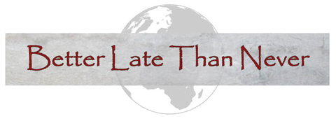 Better Late Than Never Logo